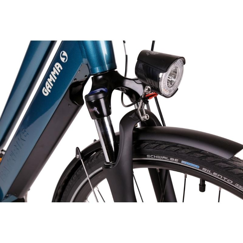 Batribike Gamma X Connect+ Step Through Electric Bike - Switch Cycles