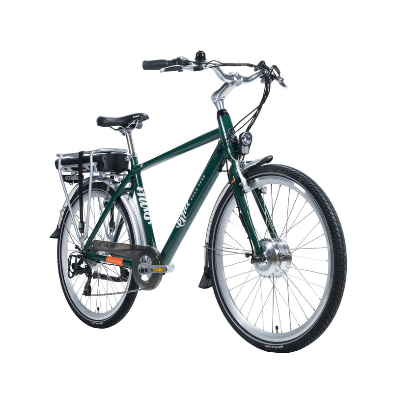 Emu Roam Crossbar 2021 Electric Bike 250W - Switch Cycles