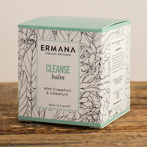 Cleanse Balm 60ml - Ermana Natural Skincare