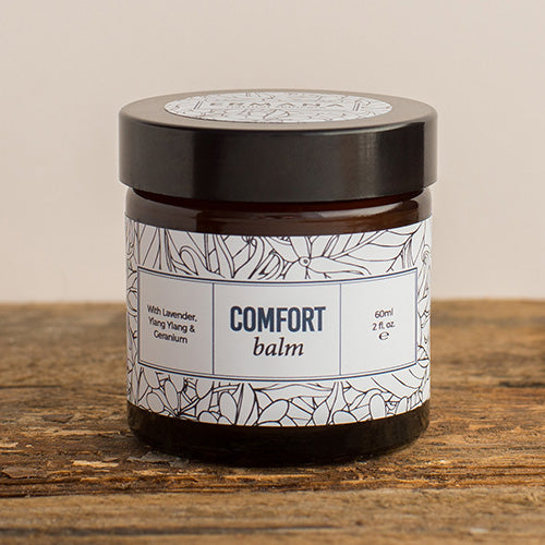comforting balm for body and mind