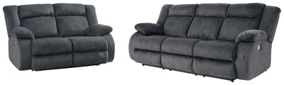 Burkner Signature Design 2-Piece Living Room Set