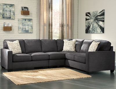 Alenya Signature Design by Ashley 3-Piece Sectional