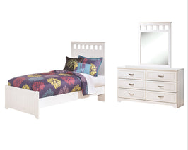 Lulu Signature Design 5-Piece Bedroom Set