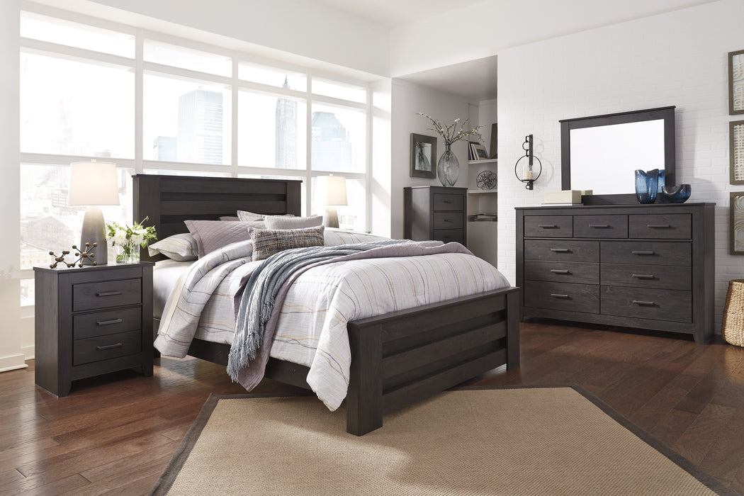 Brinxton Signature Design 5-Piece Bedroom Set