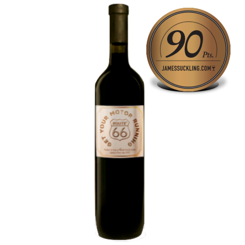 Barbera IGP Barrique Route66 Classic Limited Edition