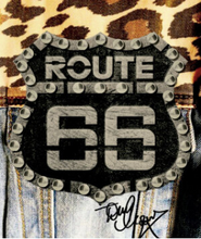 Carica l'immagine nel visualizzatore di Gallery, Personalised 3 Bottles Route66 Pinot Nero vinified in White Doc Op Tony Moore's Signature Collection