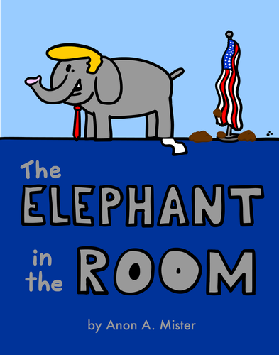 The Elephant in the Room - Cover