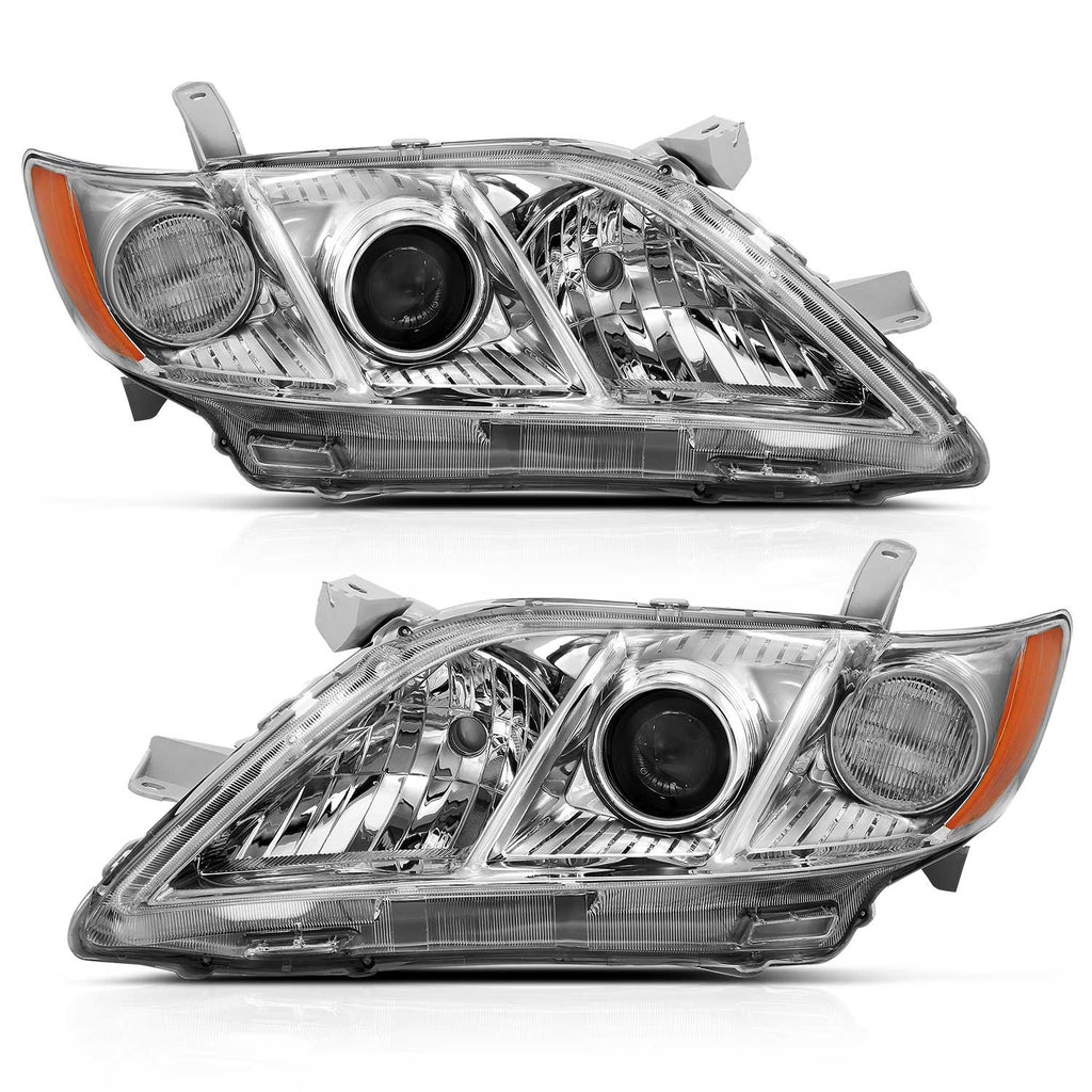 ANZO USA Projector Headlight Set