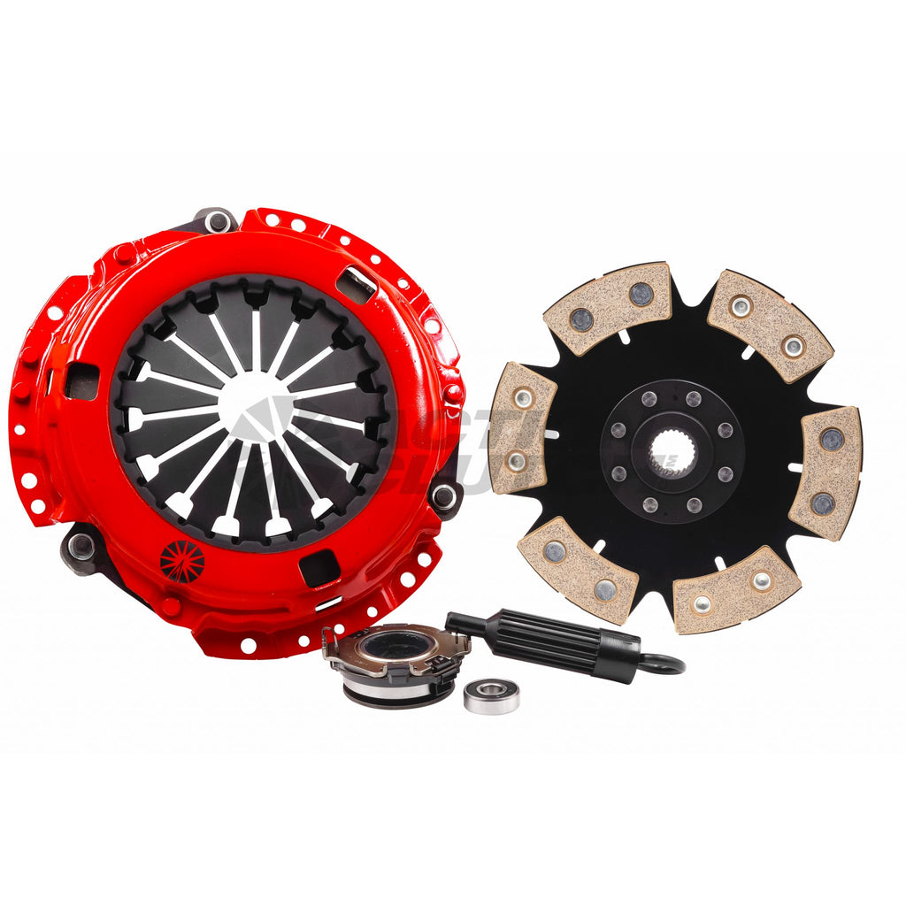 Action Clutch - Clutch Kit for Nissan 280ZX 1981-1983 2.8L Turbo