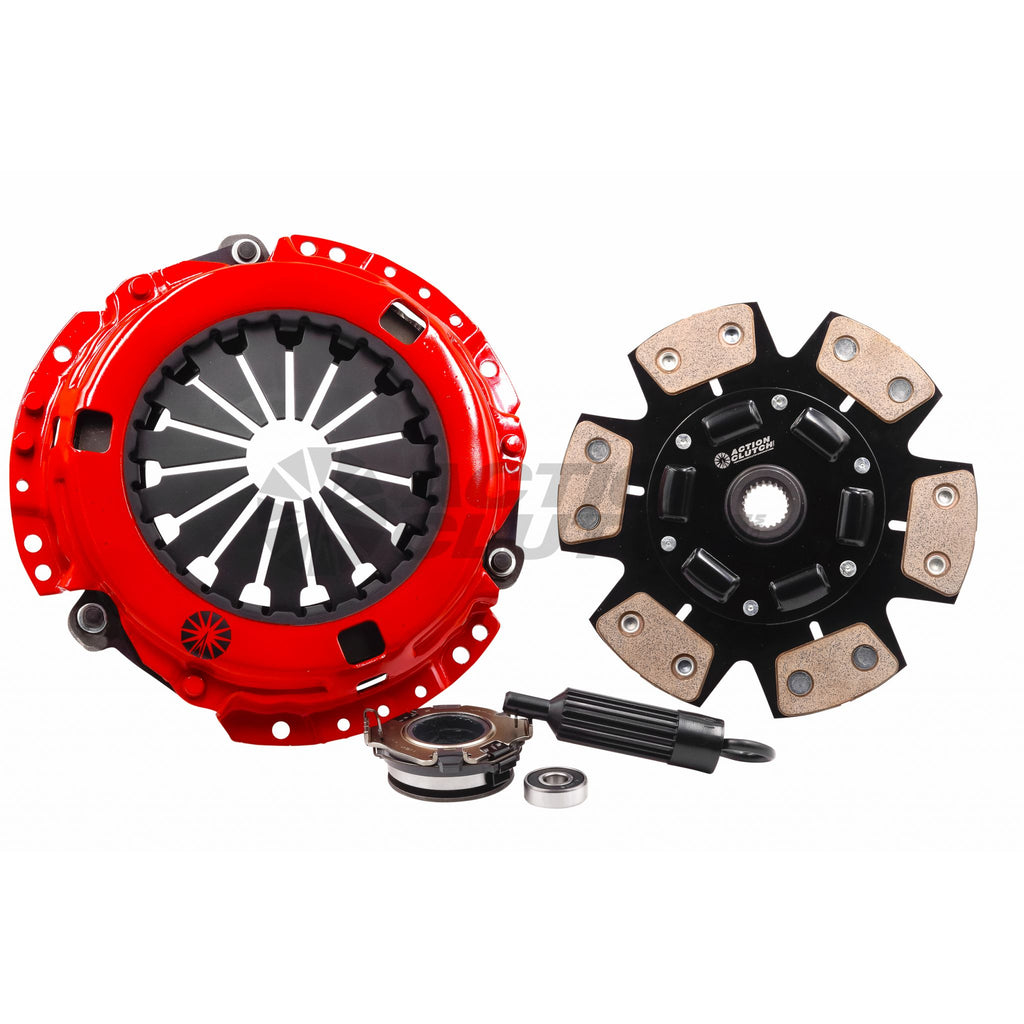 Action Clutch - Clutch Kit for Subaru Impreza 1995-1997 1.8L 4WD