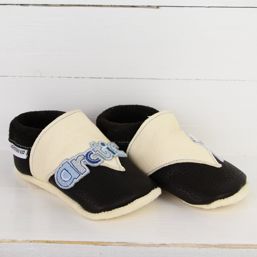 November Kid - Baby Shoes ARCTIC