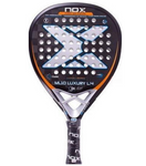 Nox ML10 Luxury Plata L4 Padel Racket