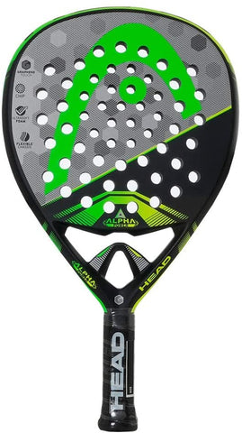 Head Graphene Touch Alpha Power Padel Racket