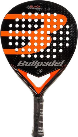 Bullpadel Black Dragon 3.0 Padel Racket