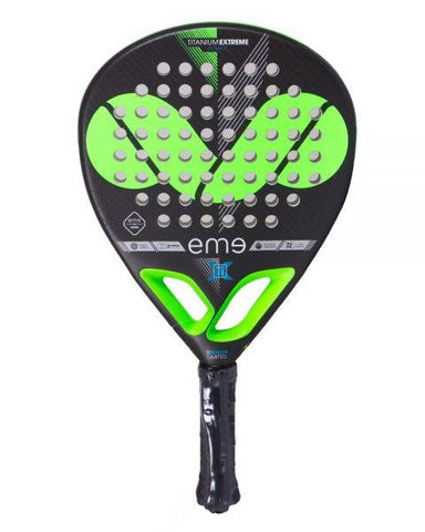 Eme Extreme Power LTD Green Padel Racket