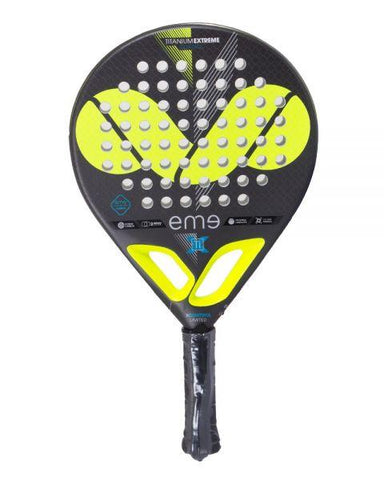 Eme Extreme Control LTD Yellow Padel Racket
