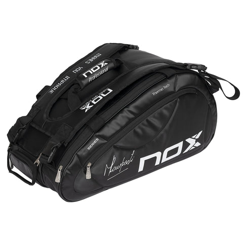 Nox Pro Series Black Padel Racket Tas