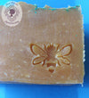 "Honey Bumble Bee Stamp 1.25"" x 1"""