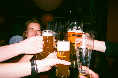 Disposable Camera 35mm Cheers