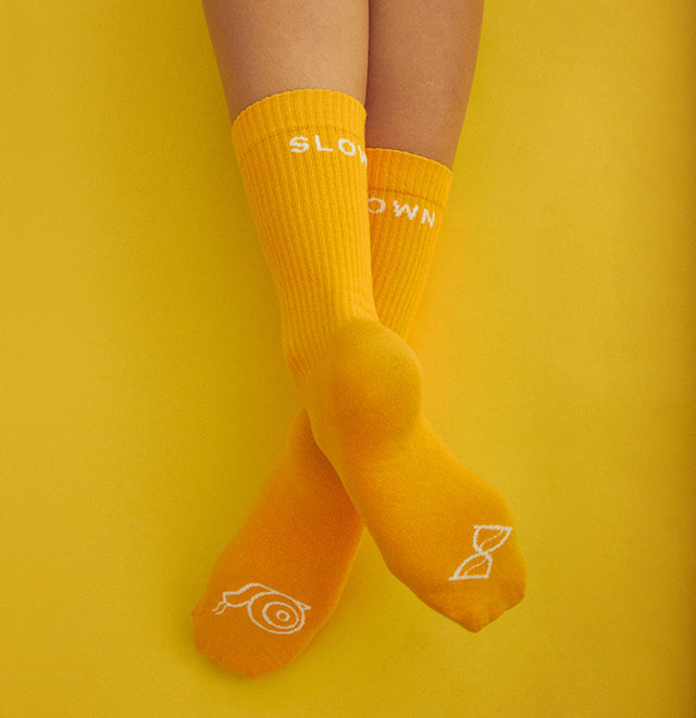 Slow Down Socks