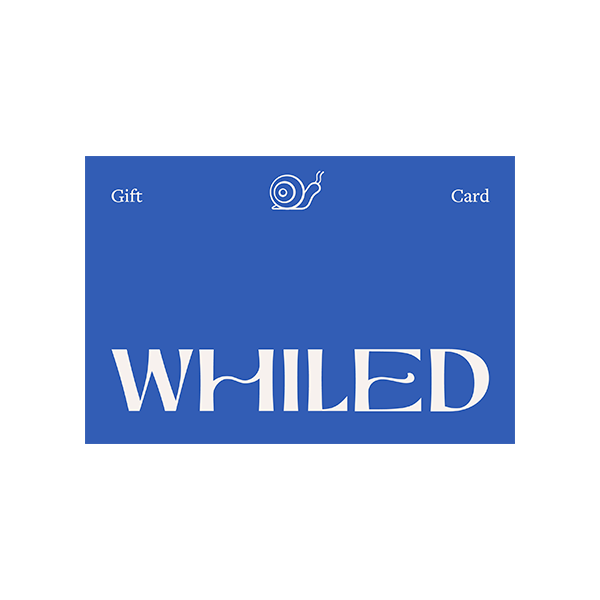 Whiled Gift Card