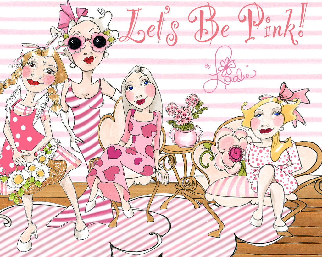 Let's Be Pink!