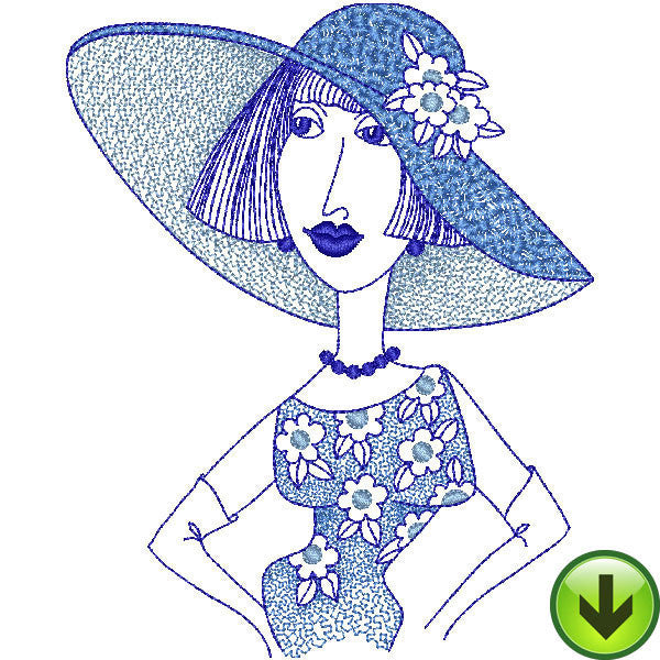 Kate Embroidery Design | DOWNLOAD