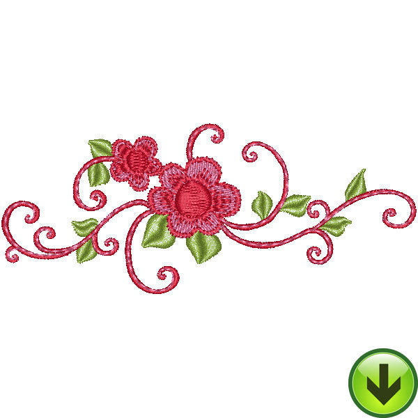 Val & Tina Embroidery Machine Design Collection | Download