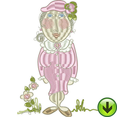 Grandma Embroidery Design | DOWNLOAD