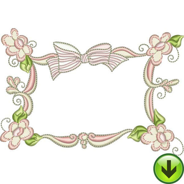 Now Playing Embroidery Design | DOWNLOAD