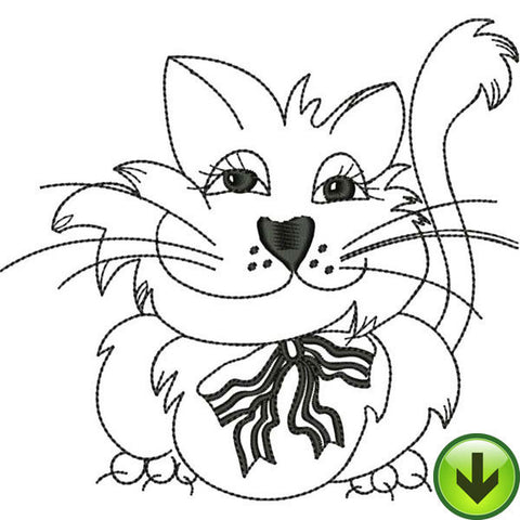 Winky Embroidery Design | DOWNLOAD