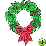 Holiday Delight 1 Machine Embroidery Collection | Download