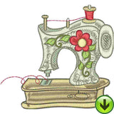 Sewphisticates 2 Machine Embroidery Collection | Download