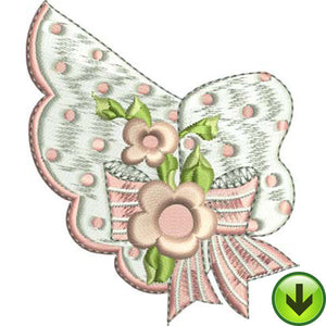 Peeps Bonnet Embroidery Design | DOWNLOAD
