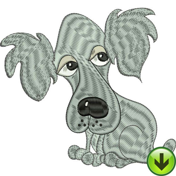 Doggie Delight 1 Machine Embroidery Design Collection | Download