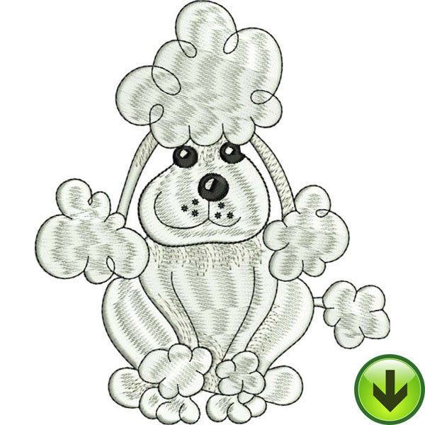 Gigi Embroidery Design | DOWNLOAD
