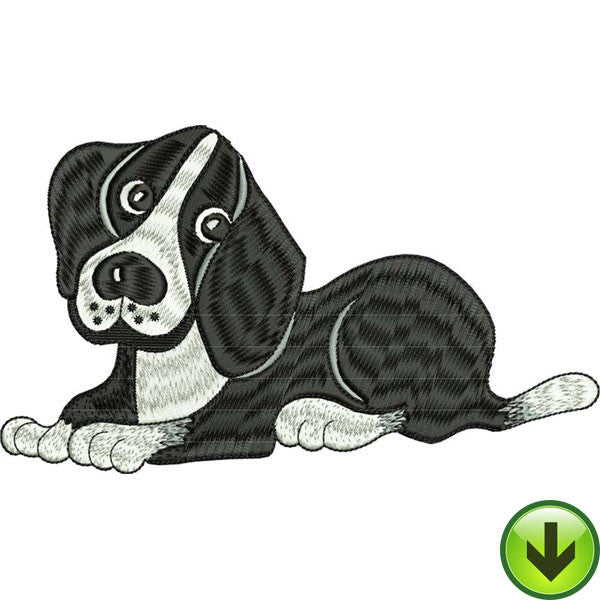Oreo Embroidery Design | DOWNLOAD