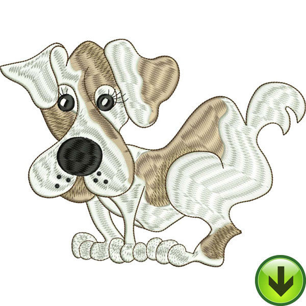 Willy Embroidery Design | DOWNLOAD