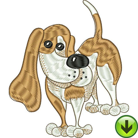 Murphy Embroidery Design | DOWNLOAD
