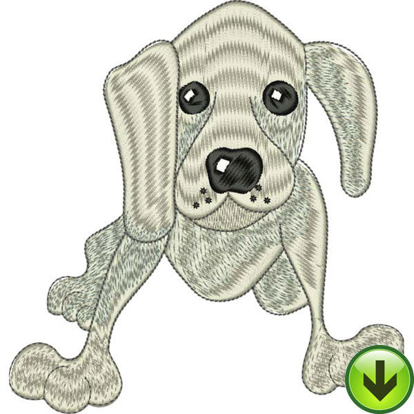 Rascal Embroidery Design | DOWNLOAD