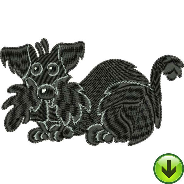 Doggie Delight 4 Embroidery Machine Design Collection