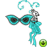 Masquerade Ball 3 Machine Embroidery Collection | Download