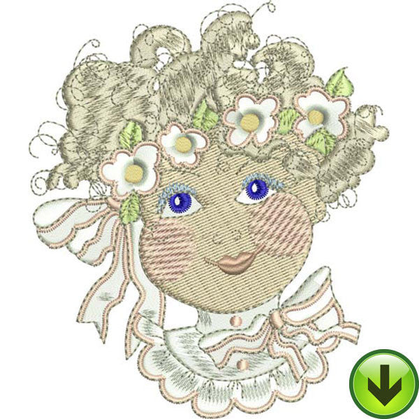 Missy Embroidery Design | DOWNLOAD