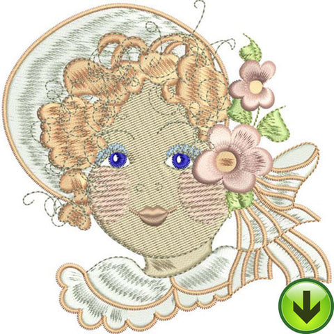 Sarah Embroidery Design | DOWNLOAD