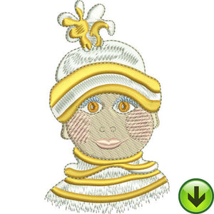 Nelson Embroidery Design | DOWNLOAD