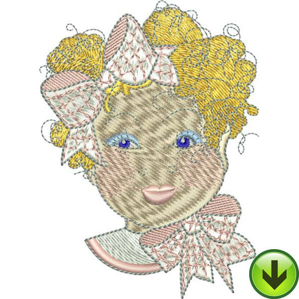 Catherine Embroidery Design | DOWNLOAD
