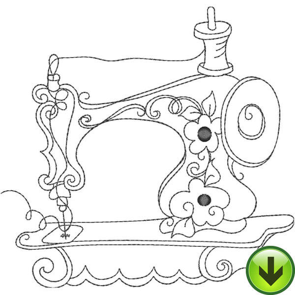 Sew Fancy 1 Machine Embroidery Collection | Download