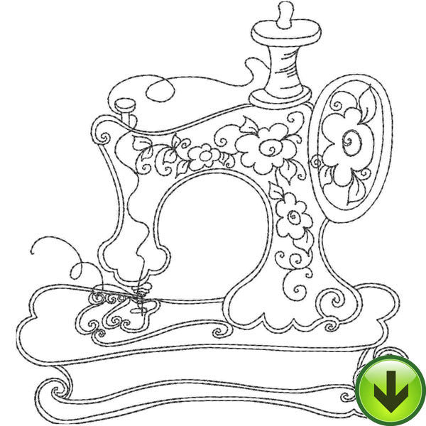 Fancy Machine 5 Embroidery Design | DOWNLOAD