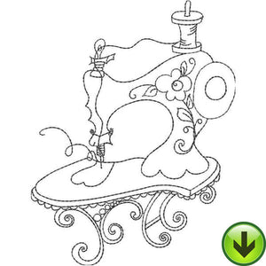 Fancy Machine 6 Embroidery Design | DOWNLOAD