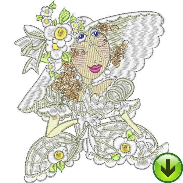 Belle Anna Belle Lee Embroidery Design | DOWNLOAD